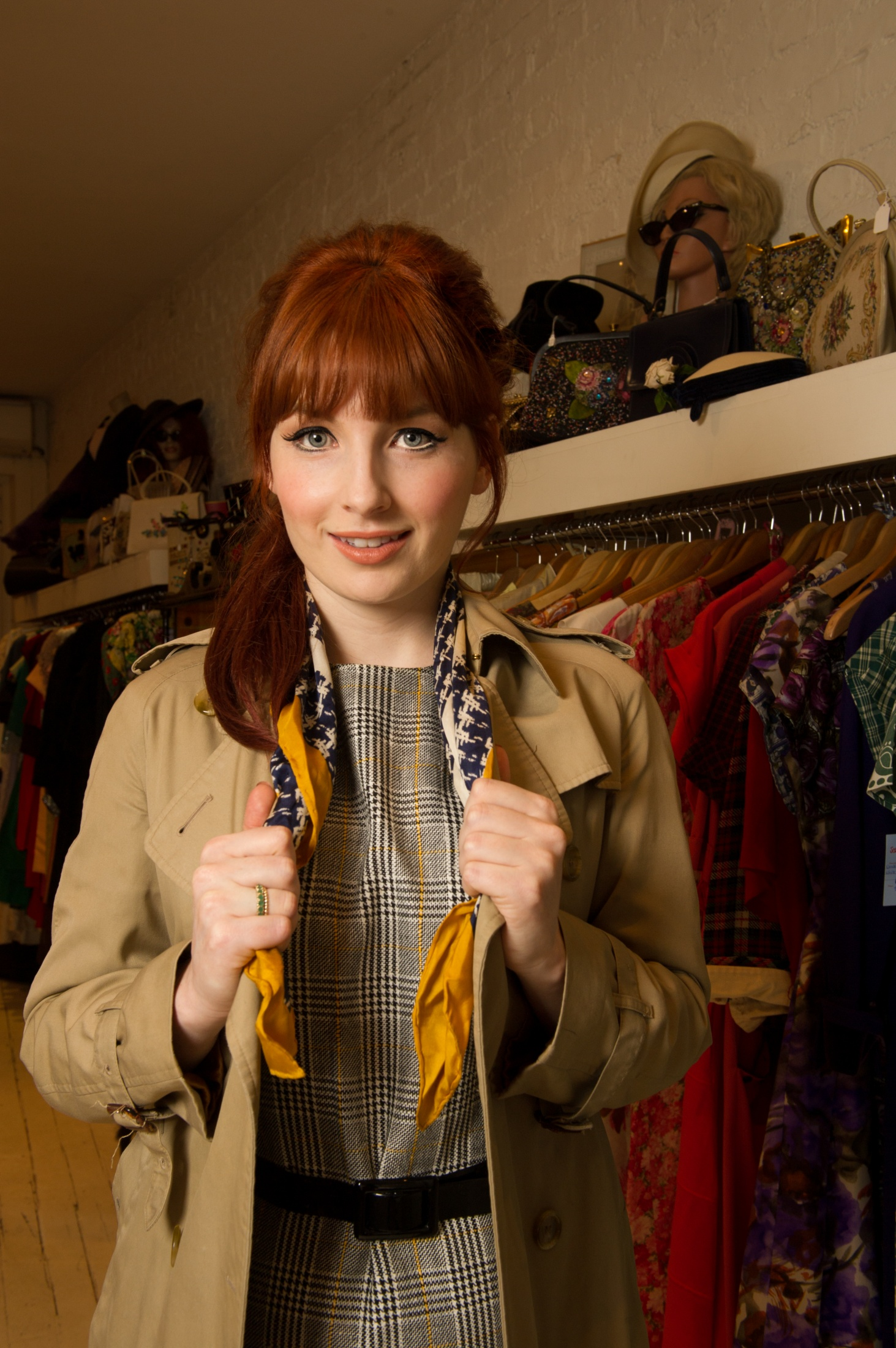 Alice Levine on wardrobe design